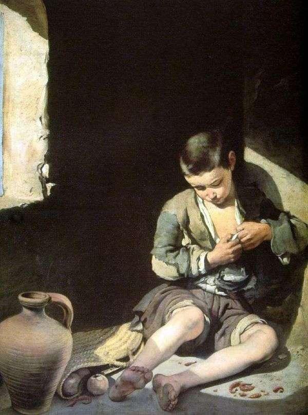 Little Beggar   バルトロメエステバンムリーリョ