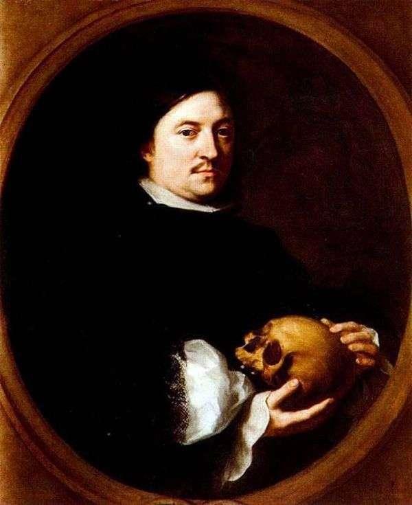 Nicholas Omasur   Bartolomeo Esteban Murilloの肖像画