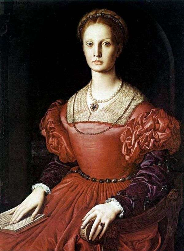 Lucretia Panchiatiki   アグノロ・ブロンズィーノ