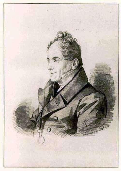 Kochubey Viktor Pavlovich   カールGampelnの肖像